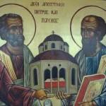 La solennità dei Santi Pietro e Paolo sia proclamata festa nazionale civile e religiosa in Italia