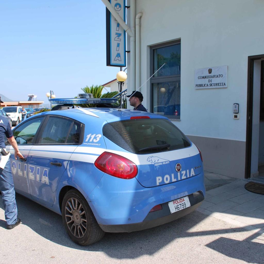 Attività di controllo del territorio da parte della polizia di Stato di Messina e Provincia