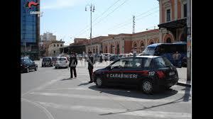 BARI via Capruzzi. Sgominata baby gang. Arrestati dai Carabinieri 4 bulli che avevano aggredito uno studente universitario 19enne