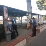 Serrati controlli dei Carabinieri a esercizi pubblici sul litorale pattese: decine di multe e sequestri