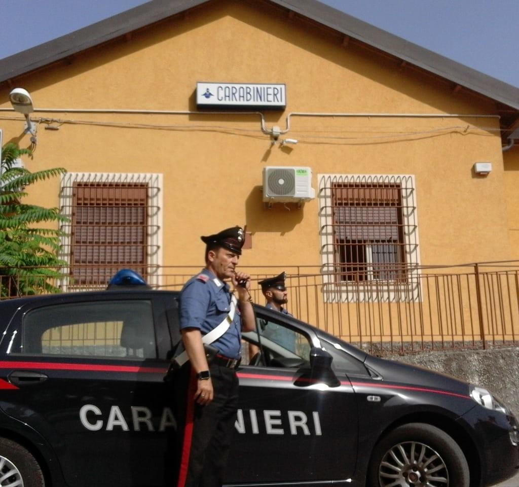 Messina: Due arresti dei Carabinieri per evasione dagli arresti domiciliari e tentata rapina in negozio del centro cittadino