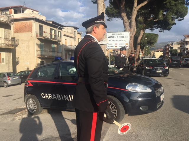 I Carabinieri della Compagnia di Santo Stefano di Camastra hanno notificato un provvedimento cautelare interdittivo ad un ostetrico in servizio presso l'ospedale di S.Agata di Militello poiché indagato per violenze sessuali nei confronti di 14 puerpere