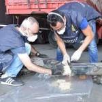 PORTO DI TRIESTE – SEQUESTRATI 50 CHILOGRAMMI DI EROINA – ARRESTATO UN CITTADINO IRANIANO