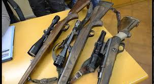 Forlì, furti di armi da sparo
