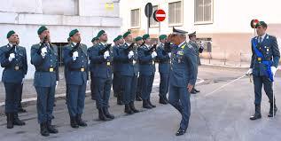 VISITA DEL COMANDANTE GENERALE DELLA GUARDIA DI FINANZA, GENERALE DI CORPO D'ARMATA GIORGIO TOSCHI, AL COMANDO REGIONALE PUGLIA