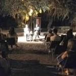Giardino letterario a villa Vaccarino, Milazzo. Appuntamenti del 20 e 21 luglio