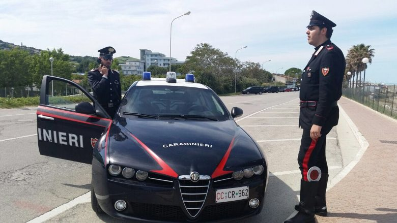 Compagnia Carabinieri Giulianova, intensificati i servizi preventivi e repressivi