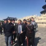 ITALIA – CINA SEMPRE PIU´ VICINE. SECONDO ANNO DI COLLABORAZIONE TRA FORZE DI POLIZIA NELLA REPUBBLICA POPOLARE CINESE