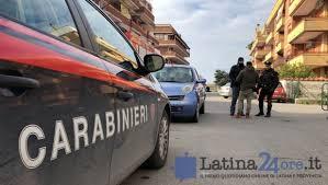 Attività istituzionali dei Carabinieri di Latina e provincia