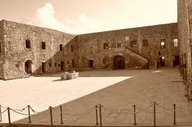 Infiltrazioni all'interno del Mastio del Castello di Milazzo, intervento dell'Assessore Presti