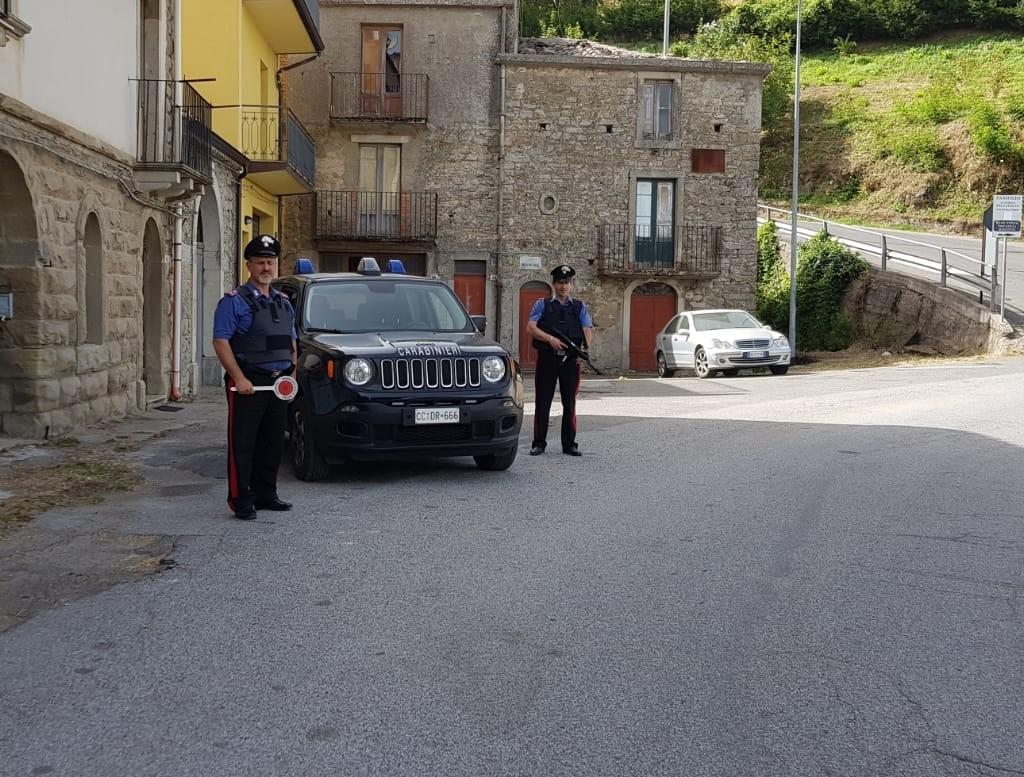 Truffa all'AGEA 165 mila Euro di contributi per falsa attività agricola. Scoperto dai Carabinieri di Montalbano Elicona.  Notificato un avviso conclusione indagini