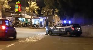 La Polizia di Stato insegue gruppo di ladri: ad intervenire le Volanti della Questura di Messina che li arresta dopo una folle corsa