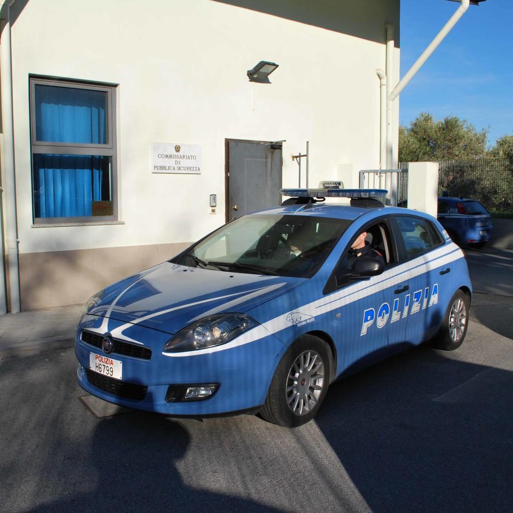 Patti – Controllo straordinario del territorio della Polizia di Stato