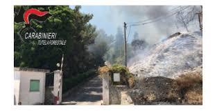 Stigliano: individuato il responsabile dell'incendio del 18 luglio scorso divampato nei pressi dell'ospedale