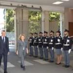 """La Scuola allievi agenti della Polizia di Stato di Alessandria si candida per il Fai (Fondo ambiente italiano) a """"luogo del cuore"""", un luogo italiano da non dimenticare, che certamente è tale per oltre 42 mila persone che lì hanno passato tanti mesi"""