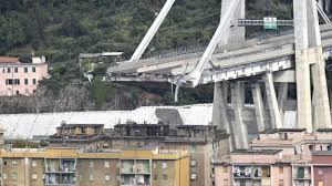 I morti sono saliti a 37, si cercano i dispersi. Centinaia di sfollati. Il ponte verrà demolito