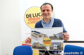 Messina, il Sindaco Cateno De Luca chiude tutti i plessi scolastici