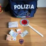 Arresto lampo per la Polizia di Stato: le Volanti della Questura di Messina intercettano giovane ladro. Con violenza si era impossessato del portafogli di una donna