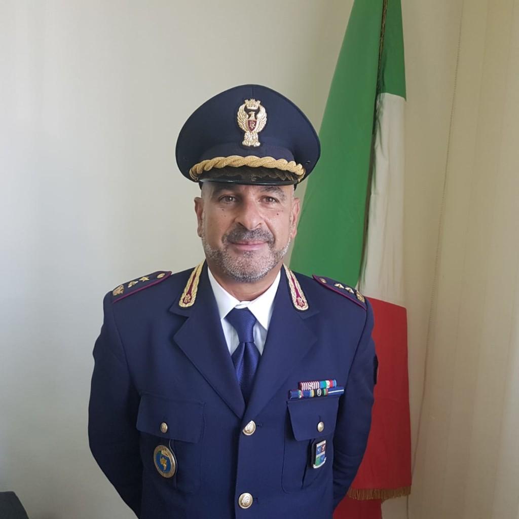 La Questura di Messina dà il benvenuto al nuovo Dirigente della Sezione Polizia Stradale: il Vice Questore Nicolò D'Angelo
