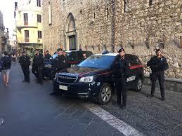 Banda di ladri catanesi dedita ai furti nei supermercati sgominata dai Carabinieri di Taormina