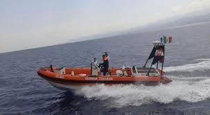 Capitaneria di porto di Milazzo, soccorso ad una donna traumatizzata cadita nelle piscine di venere