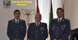 SIRACUSA. Cambio al vertice del Comando Provinciale della Guardia di Finanza