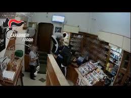 LA POLIZIA DI STATO DI FOGGIA SGOMINA INTERA BANDA CRIMINALE PER RAPINA IN TABACCHERIA