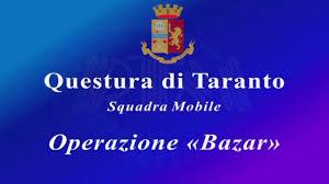Taranto. Operazione Bazar