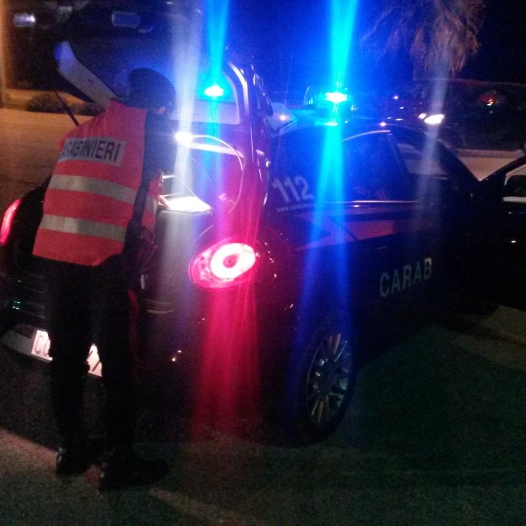 Barcellona P. G. (ME): controllo del territorio nei luoghi della movida notturna: 10 persone denunciate dai Carabinieri. Diversi veicoli sequestrati per mancanza della copertura assicurativa