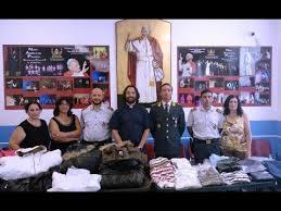 La Guardia di Finanza dona capi sequestrati alla Caritas di una Parrocchia di Barcellona Pozzo di Gotto