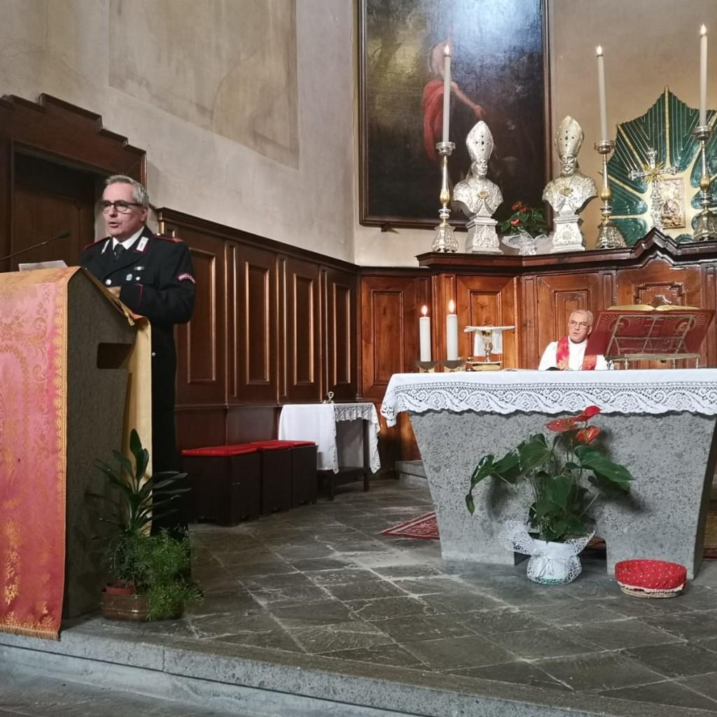 Como, l'impegno dei Carabinieri per il contrasto alla criminalità predatoria. Un incontro coi fedeli della Parrocchia di Cusino