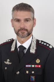 Il Colonnello dei Carabinieri Lorenzo Sabatino domattina incontrerà i rappresentanti degli organi d'informazione