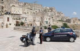 Provincia di Matera:  controllo straordinario del territorio da parte dei Carabinieri