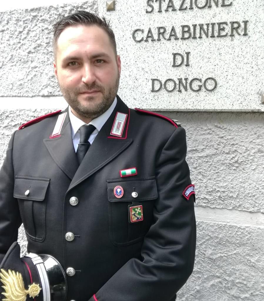 La Compagnia Carabinieri di Menaggio si arricchisce di un nuovo collaboratore