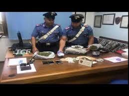 Carabinieri Sant'Agata di Militello: bloccati allo svincolo autostradale di Sant'Agata di Militello. Tre giovani arrestati per droga