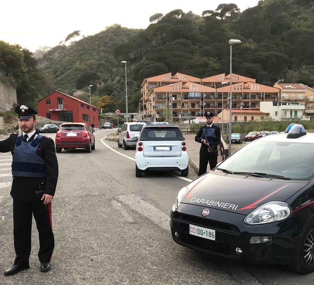 Messina: i Carabinieri della Stazione di Giostra eseguono un ordine di carcerazione nei confronti di un 65enne