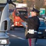 CONTROLLI A TAPPETO DELLA POLIZIA DI STATO SUL TRASPORTO DELLE MERCI PERICOLOSE IN TUTTA LA PENISOLA