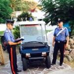 Attività dei Carabinieri di Panarea e San Pier Niceto