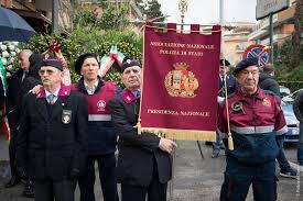 Il 50° anniversario dell'Associazione Nazionale della Polizia di Stato