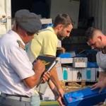 GDF SALERNO: SEQUESTRATE CIRCA 60 TONNELLATE DI RIFIUTI SPECIALI NEL PORTO DI SALERNO