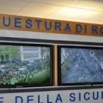 Roma. Polizia di Stato. Violenza sessuale in via De Pretis