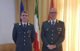 AVVICENDAMENTO AL COMANDO DEL NUCLEO DI POLIZIA ECONOMICO-FINANZARIA DELLA GUARDIA DI FINANZA DI AGRIGENTO