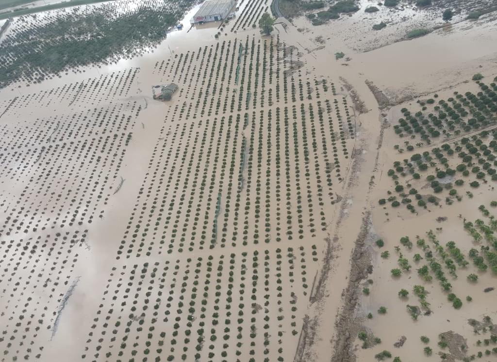 Guardia Costiera : attività di soccorso alluvione province di Siracusa e Catania