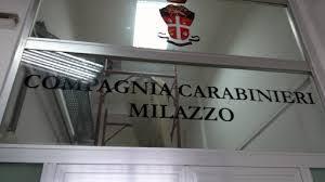 MILAZZO, APPUNTATO DEI CARABINIERI ARRRESTATO PER STALKING, ESTORSIONE E ABUSO D'UFFICIO