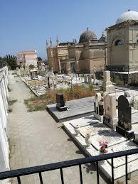 Commemorazione defunti a Milazzo, nuova viabilità al cimitero