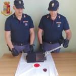 La Polizia di Stato esegue misura cautelare a carico di un pluripregiudicato messinese: ad incastrarlo le modalità con le quali apriva le casseforti