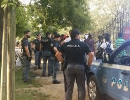 Padova, vasta operazione di polizia