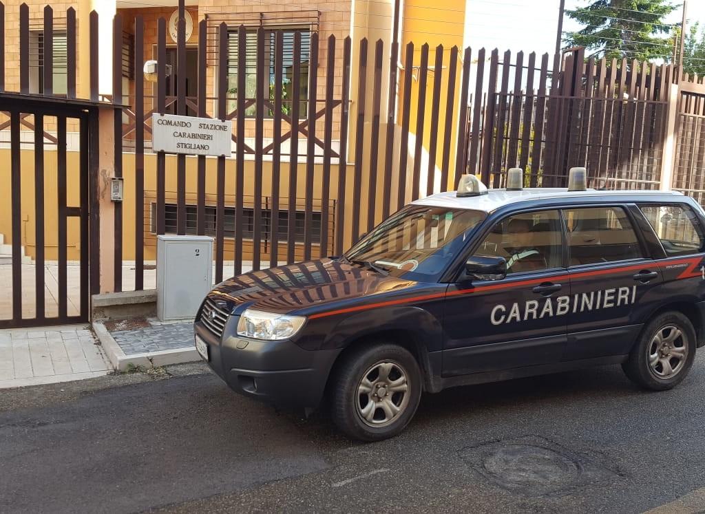 Stigliano: I Carabinieri recuperano la refurtiva di numerosi colpi messi a segno presso l'ospedale. Denunciato un giovane del posto