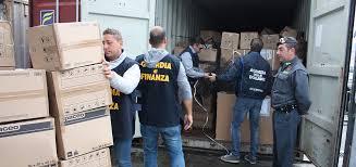 GDF LA SPEZIA: DOGANA E GUARDIA DI FINANZA SEQUESTRANO OLTRE 12 TONNELLATE DI TABACCO