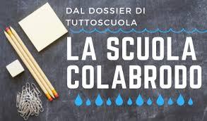 LA SCUOLA COLABRODO, DISPERSIONE SCOLASTICA PIU' ALTA IN SICILIA, ULTIMA IN EUROPA. ABBANDONI E DEVIANZE GIOVANILI IN AUMENTO